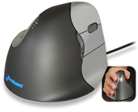 picture of Evoluent vertical mouse 4 - right hand